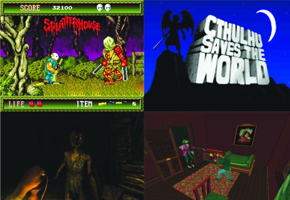 Games com referências de Lovecraft...